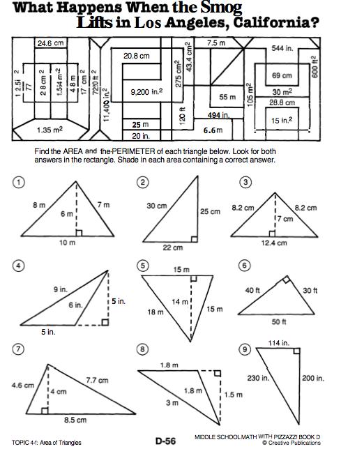 Applied Geometry - Ms. Taylor Joplin High School